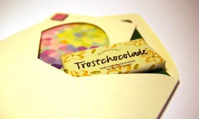 Trostchocolade
