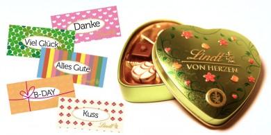 Lindt Chocolade
