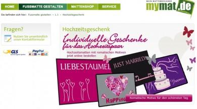 mymat website