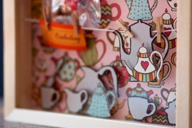 Gutschein für Tee oder Kaffee