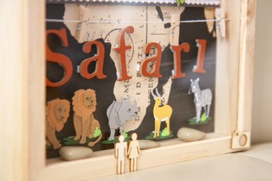 Gutschein Safari
