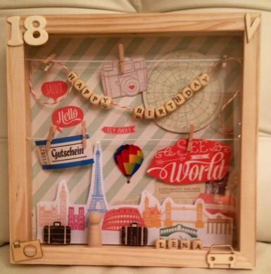 18 Geburtstag Geschenkideen Zum Selbermachen
